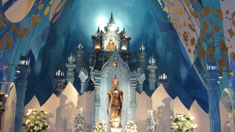 0410 15.7. Bangkok - Erawan Schrein - Ancient Siam - Ammi und Jan