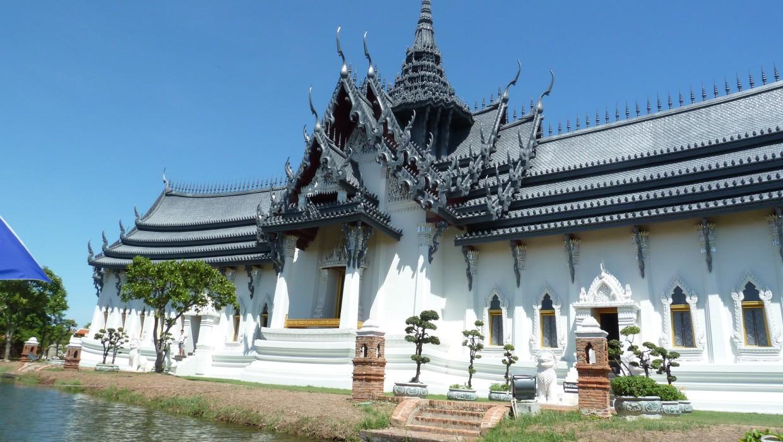 0426 15.7. Bangkok - Erawan Schrein - Ancient Siam - Ammi und Jan